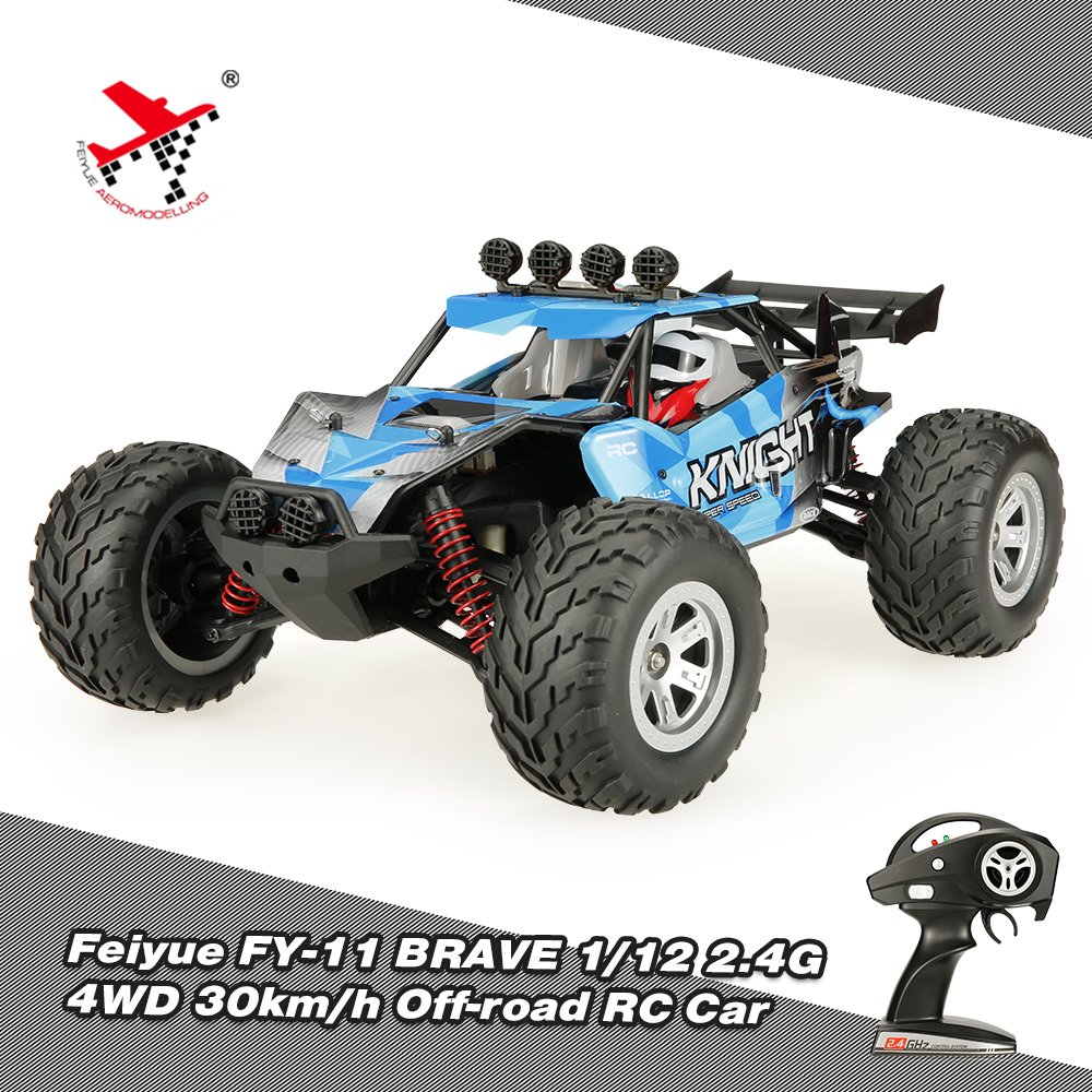 Only $80.00 For Feiyue FY-11 BRAVE 1/12 RC Car with code EJ7940