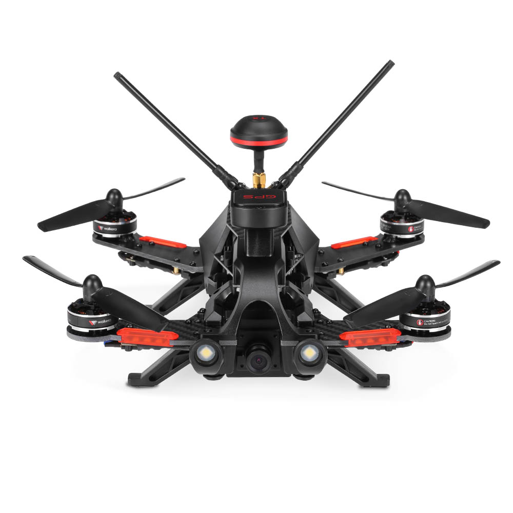 Only $285.99 For Walkera Runner 250 PRO 800TVL Racing Drone with code EM5179