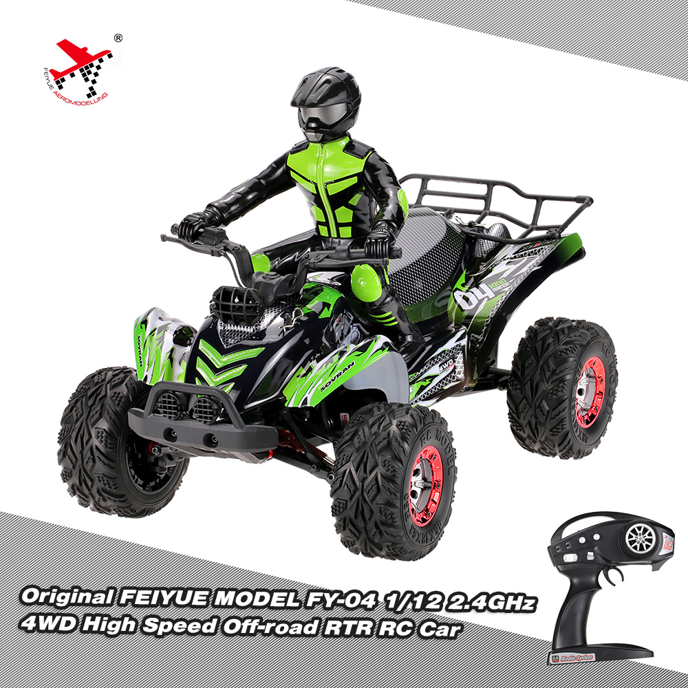 Only $99.99 For FEIYUE MODEL FY-04 1/12 High Speed RC Car with code EJ6234