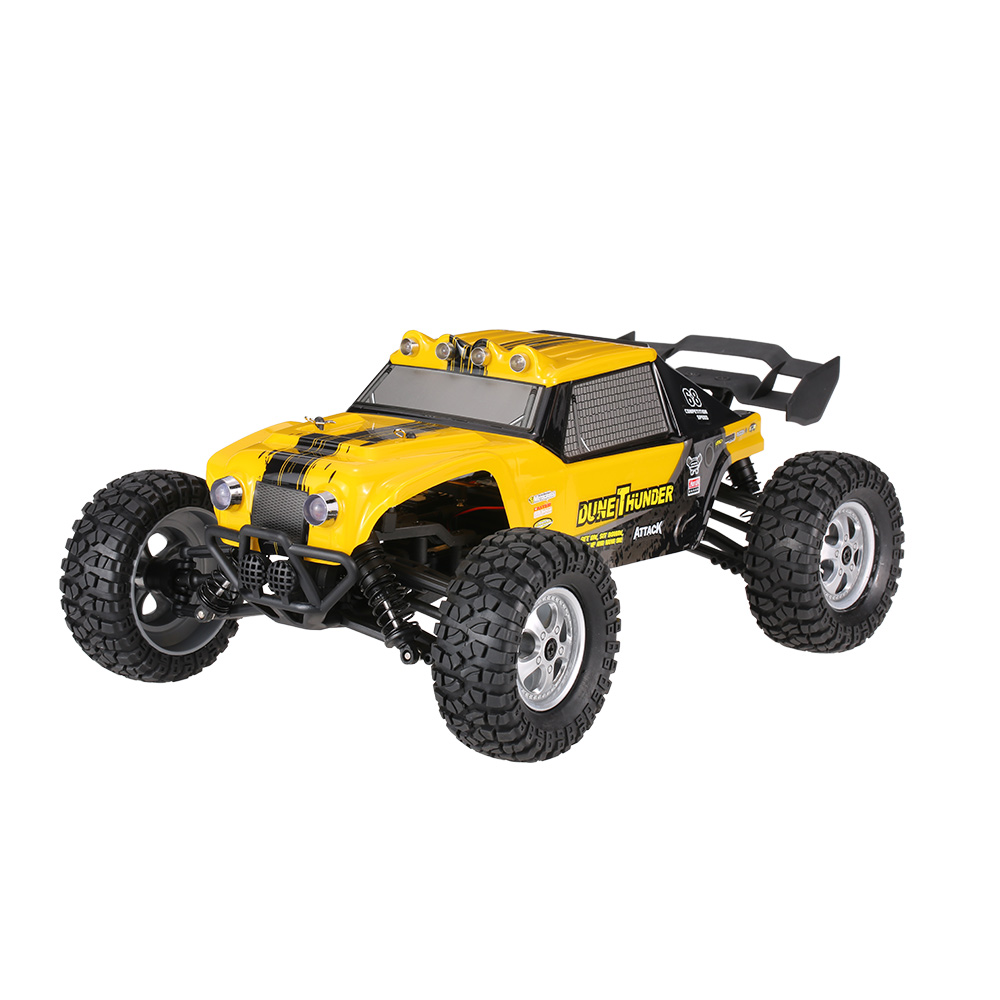Only $84.99 For HBX 12891 1/12 2.4G 4WD Waterproof Desert Truck Off-Road Buggy RTR RC Car with code EDM50