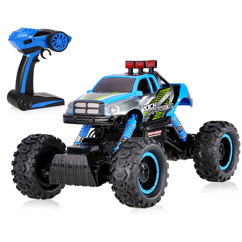 Only $39.99 For HB-P1402 2.4G 1:14 Scale Off-road RC Car with code EJ6568