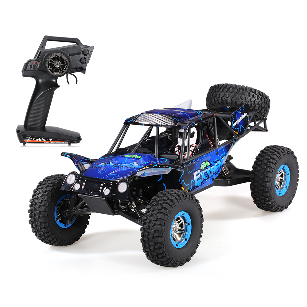 eu wltoys 10428 c2 1 10 2 4g 4wd electric rock crawler off. Black Bedroom Furniture Sets. Home Design Ideas