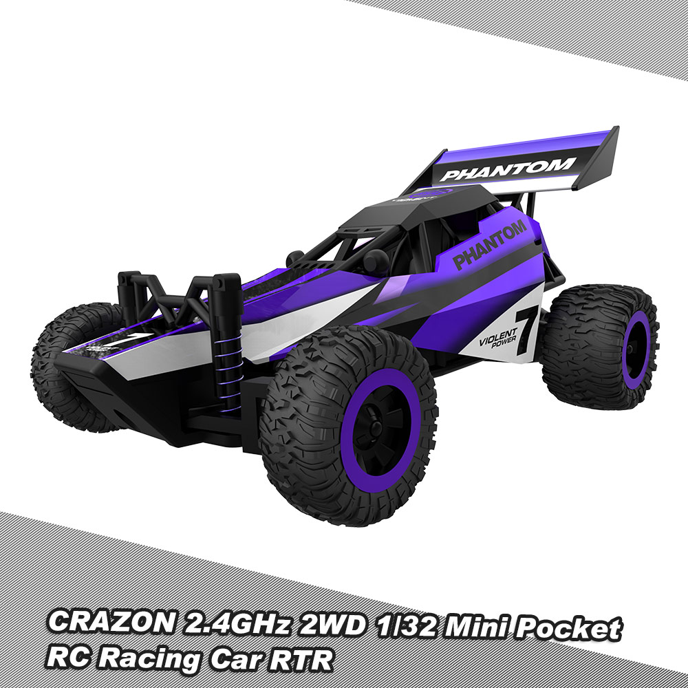 15.99$ for CRAZON 1/32 Mini Pocket RC Racing Car