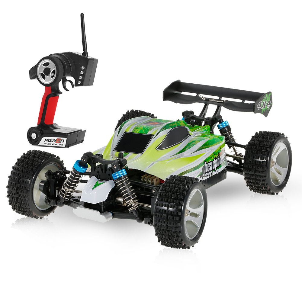 Only $64.99 For WLtoys A959-B 2.4G 1/18 RC Car with code EJ8934