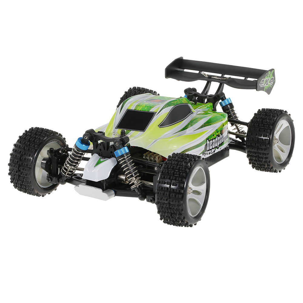 Only $69.99 For WLtoys A959-B 2.4G 1/18 RC Car with code EJRM8934