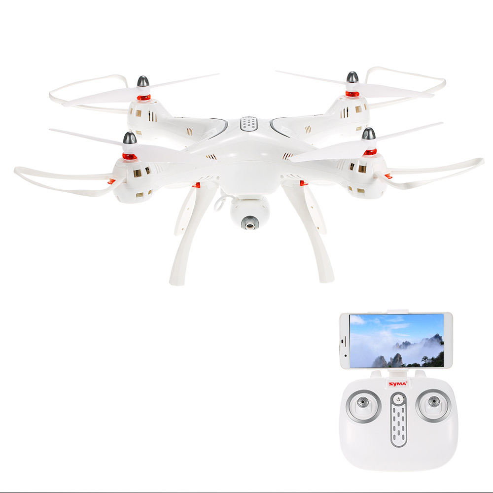 Only $115.99 For Syma X8PRO 720P Camera Drone with code EJ9037