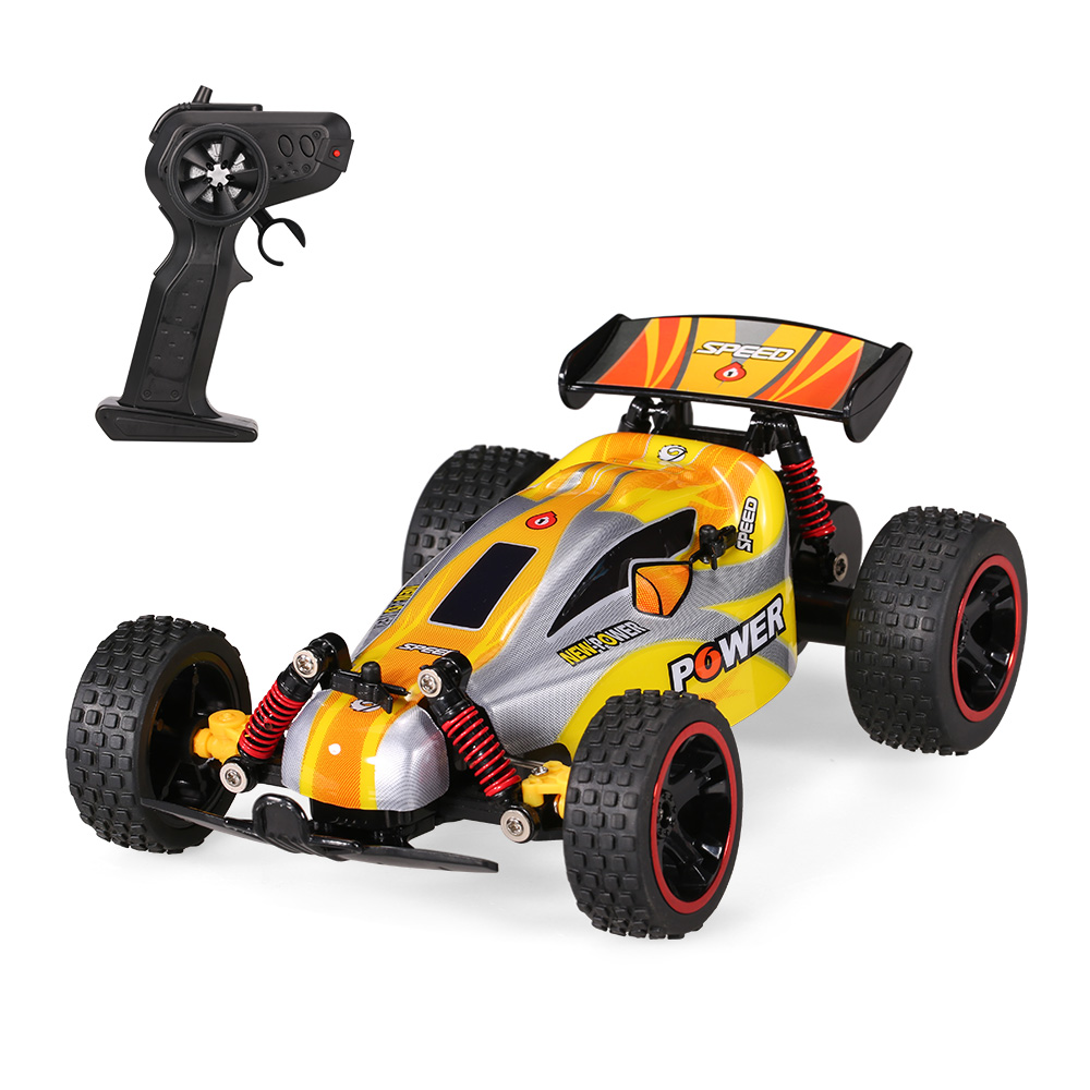 Only $9.08 For RUI CHUANG QY1801B Electric Off-road Buggy Cross-country Racing RC Car with code EMH7496Y