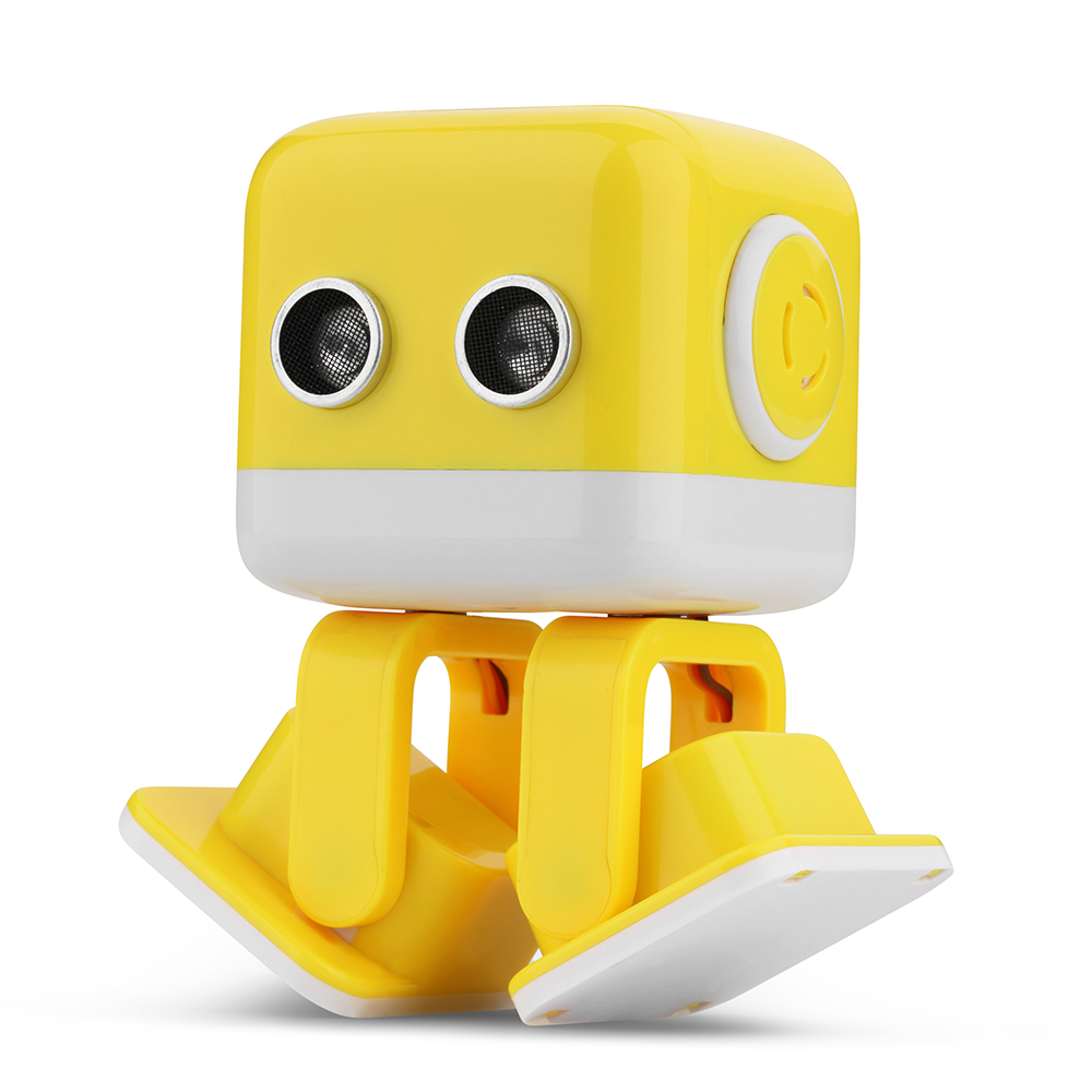Only 39.2$ for WLtoys WL Tech Cubee F9 RC Amusement Educational Smart Robot Toy Android