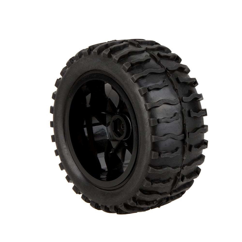 goolrc 4pcs haute performance 1 10 voiture tout terrain jante et pneu 8020 pour hsp traxxas hpi