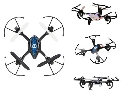 Holy Stone HS170 Predator Mini RC Вертолет Drone 2.4Ghz 6-осевой гироскоп 4 канала Quadcopter Хороший выбор для обучения Drone