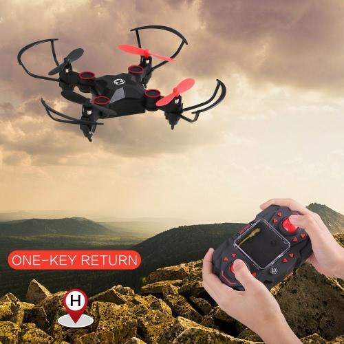 Holy Stone HS190 Mini RC Drone 2.4Ghz 6-осевой гироскоп Nano Quadcopter с вертикальным удержанием, 3D-переключателем и безголовым режимом для начинающих
