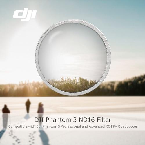 Original DJI Phantom 3 Spare Part NO.56 ND16 Filter for DJI Phantom 3 (Pro/Adv) RC Quadcopter