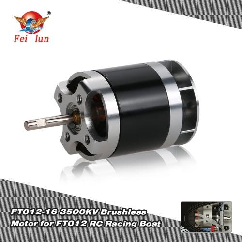 Feilun FT012-16 3500KV Brushless Motor Engine Boat Spare Part for Feilun FT012 RC Boat