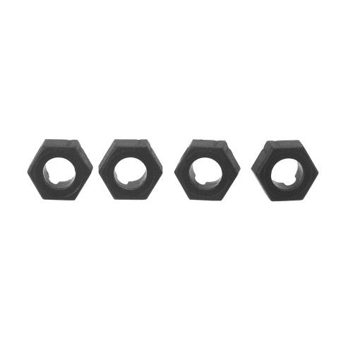 4Pcs Original Wltoys A949 A959 A969 A979 K929 1/18 Rc Car Hex tire Ring A949 11 Part for Wltoys RC Car Part (Wltoys A949 A959 A969 A979 K929 Hex tire Ring,Wltoys Part A949 11)